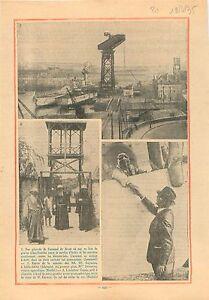 "Arsenal Brest Bastion Communisme/ Capucins Addis-Abeba Ethiopa 1935 ILLUSTRATION - France - Commentaires du vendeur : ""OCCASION"" - France"