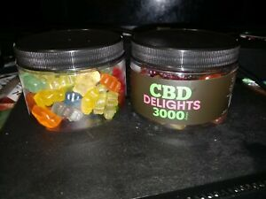 gummies for sleep and relaxation 8.4 or  3000mg( peach rings)