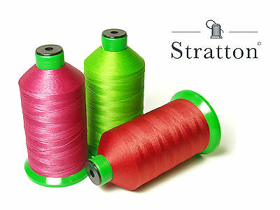 Stratton 20's Extra Strong Bonded Nylon Sewing Upholstery Thread 1500m length