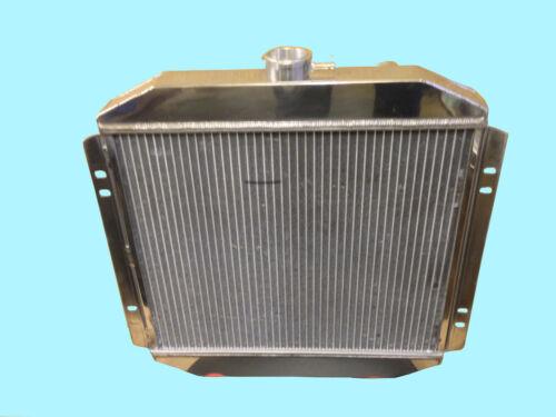 FORD CAPRI 1.6L AND 2.0L  ALUMINIUM 55MM CORE RACE QUALITY RADIATOR UK MADE.