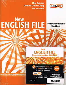 new english file upper intermediate workbook key