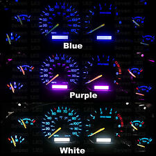 Ford Mustang 1994-1998 Cluster Gauge and Climate Control Led KIT