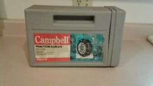 Campbell Traction Cables 003 1930 Ebay