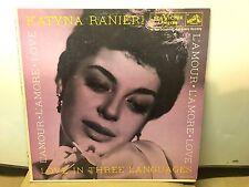 KATYNA RANIERI - Love in Three Languages ~ RCA 1158 {nm dg orig} w/Riz Ortolani
