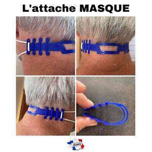 Attache Confort Pour Masques De Protection