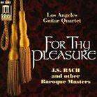 For Thy Pleasure (CD, Aug-1997, Delos)