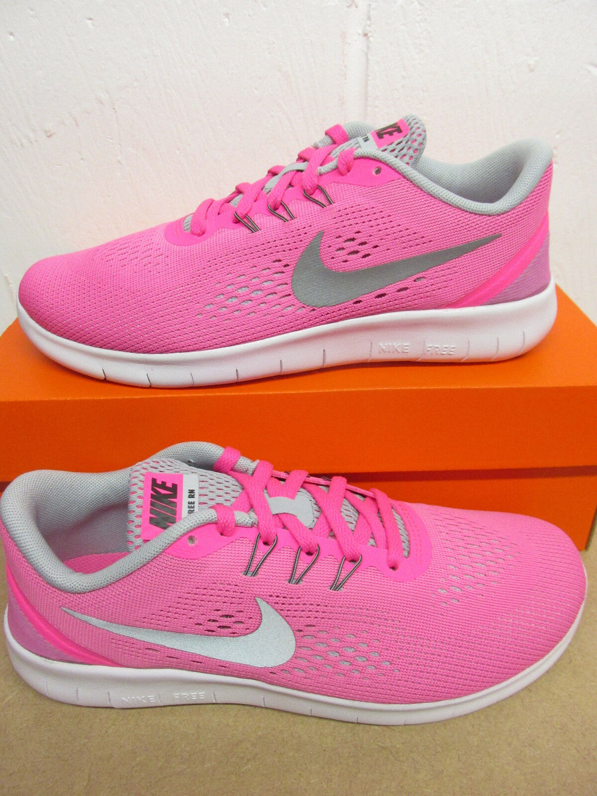 Nike Free RN (GS) Running Trainers 833993 833993 833993 600 Baskets Chaussures c3676f