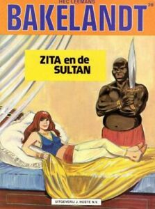 Bakelandt-28-Zita-en-de-Sultan-1ste-druk