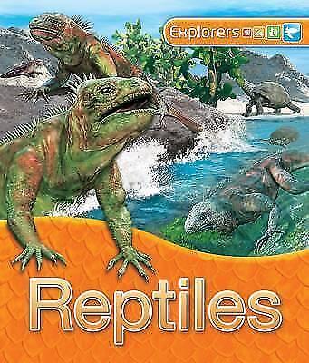 Explorers: Reptiles, Very Good Books