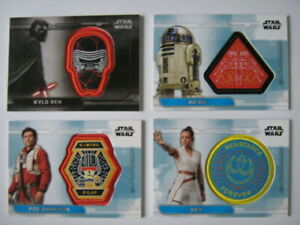 TOPPS STAR WARS THE RISE OF SKYWALKER LTD CARDS CHOOSE YOUR CARD