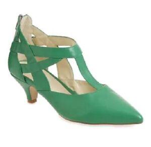 Women's Shoes Esmeralda Ashro Emerald