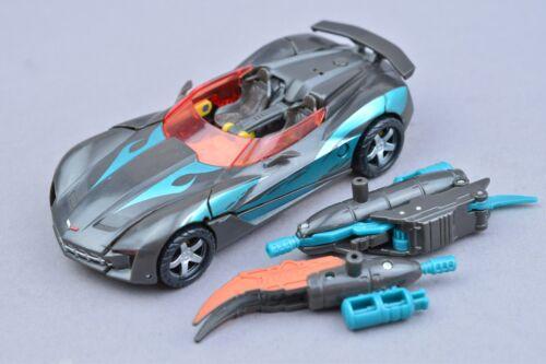 Transformers Dark of the Moon Darksteel Complete DOTM Deluxe Class