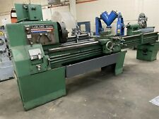 19 X 102 Leblond Regal Engine Lathe With 15 4 Jaw Chuck Taper Attachment An