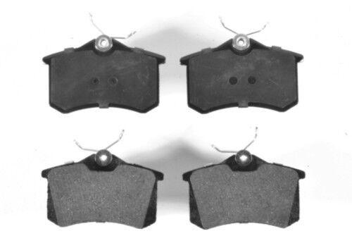 Disc Brake Pad Set-Metallic Pads Rear OPTEVE BRAKES MDX340 fits 2004 VW Passat