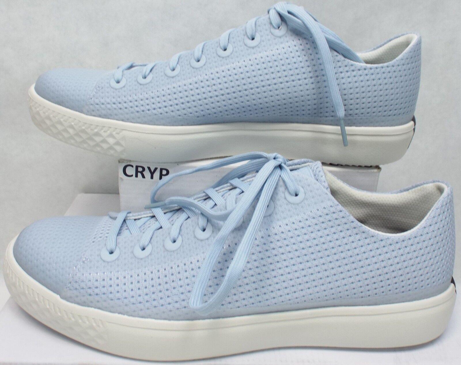 New Mens 10.5 Converse All Star CTAS Modern OX Porpoise Blue Shoes 100 156650C