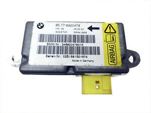 Airbag SG Steuergerät Rechts Vorne Pos.1 für BMW E65 735i 7er 01-05 6920478