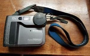 BROKEN-AS-IS-Sony-MVC-FD73-Floppy-Disk-3-5-034-Digital-Mavica-Photo-Camera-MVCFD73