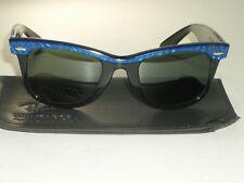 5e1a54eea18 item 6 50MM B L RAY-BAN L1723 PEARLIZED BLUE BLK STREET NEAT G15 WAYFARERS  SUNGLASSES -50MM B L RAY-BAN L1723 PEARLIZED BLUE BLK STREET NEAT G15  WAYFARERS ...