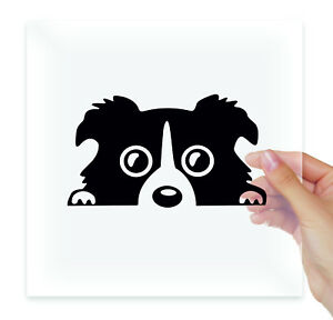 Image Is Loading Peeping Dog Vinyl Stickers Decals Laptop Macbook Moto