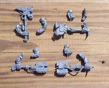 40K Ork Nobz Big Choppa Arms Bits 4 Bitz