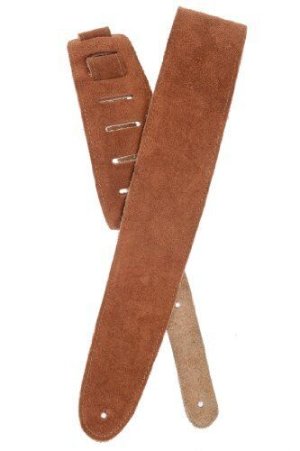 Honey Planet Waves Suede Guitar Strap