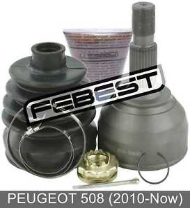 Outer-Cv-Joint-39X58-5X28-For-Peugeot-508-2010-Now