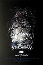 SOPHIA / GOD MACHINE KUNSTDRUCK LARS P. KRAUSE - SILKSCREEN POSTER