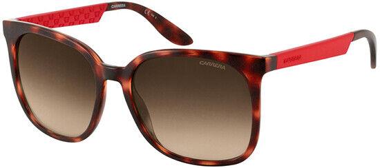 Carrera 5004 Havana Coral/Brown Shaded 57/18/135 women Sunglasses