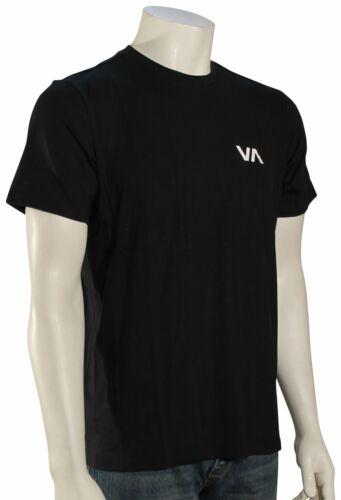 New Black RVCA Vent T-Shirt