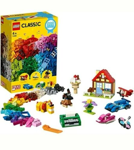 LEGO CLASSIC 11005 900 Pieces Bricks Creative and Fun Lego New /& Sealed