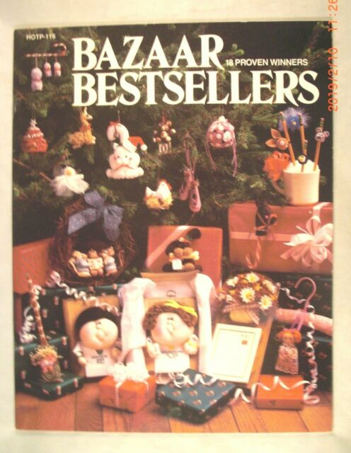 Bazaar Bestsellers - Hot Of The Press Book 116 - 18 Projects