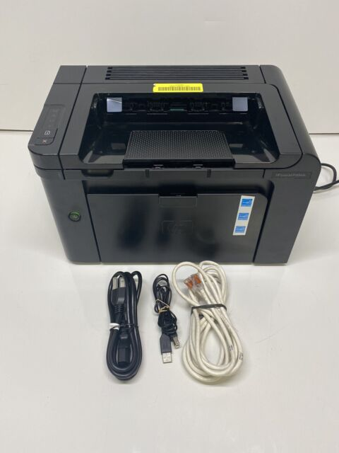 HP Laserjet P1606dn Printer, With Cable, Cord, & Adapter!