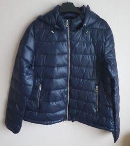 A Bleu édition XL Zara limitée Jacket marine 18 Puffer Bnwt Taille w 2017 dxYxnHwa1