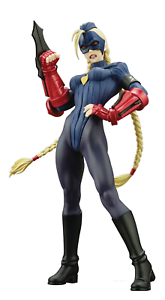 Street Fighter Decapre Bishoujo Statue Kotobukiya
