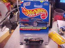 Hot Wheels 1999 Treasure Hunt #8 Jaguar D-Type