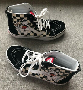 vans youth size 3