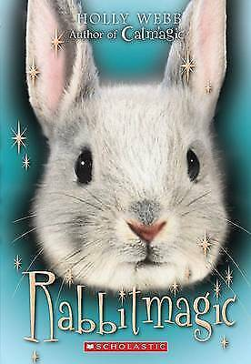 1 of 1 - NEW Rabbit Magic by Holly Webb