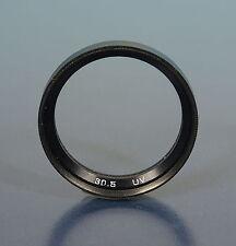 Ø30,5mm UV-Filter filter filtre Einschraub screw in - (91726)