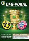 DFB-Pokalfinale 17.05.2014 Borussia Dortmund - FC Bayern München in Berlin