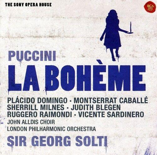 Puccini / Solti / John Alldis Choir - La Boheme [New CD]