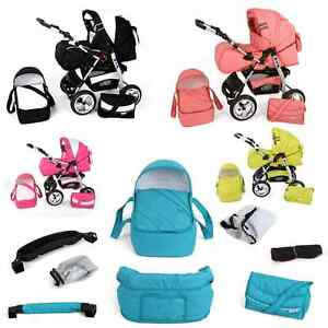 3-IN-1-VIP-BABY-PRAM-PUSHCHAIR-CAR-SEAT-SELECTION-OF-COLOURS-AND-WHEELS-EXTRAS
