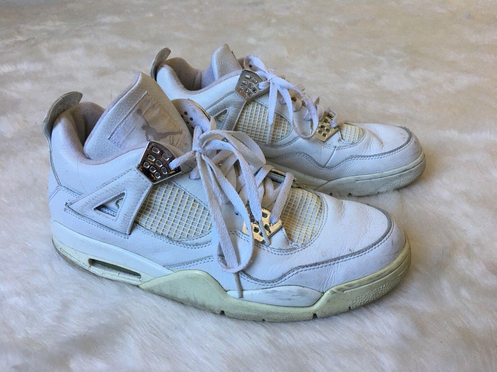 Nike air 12 jordan 1 'alto og taglia 12 air nero bianco 555088 006 cyber pennino d12fb8