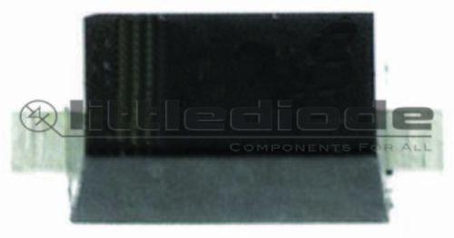 Nexperia PMEG6010CEH,115 SMT Schottky Diode 60V 1A 2-Pin SOD-123F x20 pieces