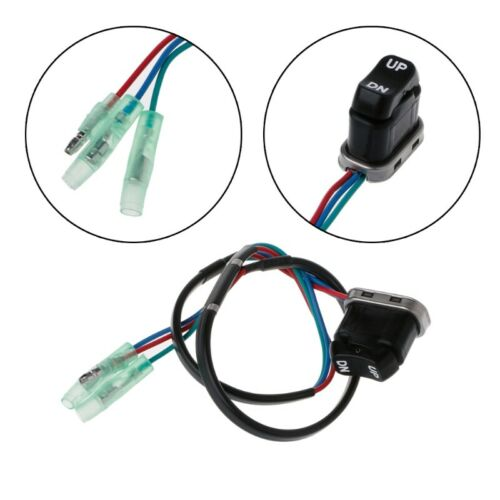 Trim /& Tilt Switch For Yamaha Outboard Remote Controller Motorcycle Switch