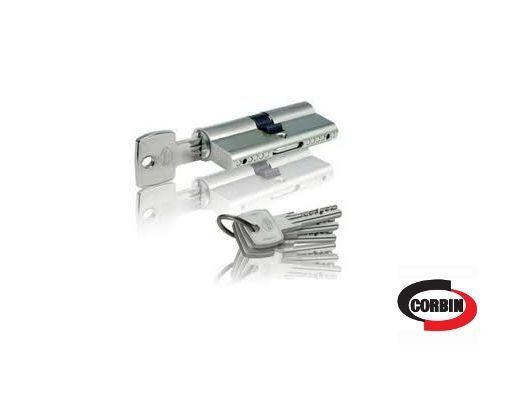 ZYLINDER KONTURIERT CORBIN EUROSTAR PLUS PC720.50.23 MM.85D (40-45) RECODABLE  | Flagship-Store  | Bekannt für seine schöne Qualität  | Günstige Bestellung  | Viele Sorten
