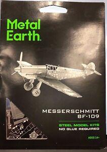 Messerschmitt Bf-109 Metal Earth