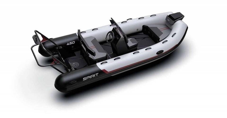 Gummibåd, Aqua Spirit 450C, årg. 2020