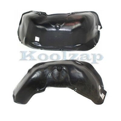 02-09 Ram Pickup Truck Front Splash Shield Inner Fender Liner Panel Driver Side
