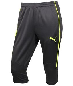 PUMA IT EVO Training Pants Capri 3/4 Pant Soccer Football Running 65516152