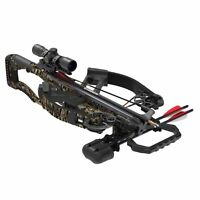 2016 Barnett Buck Commander Raptor Reverse Limb Crossbow - 78246